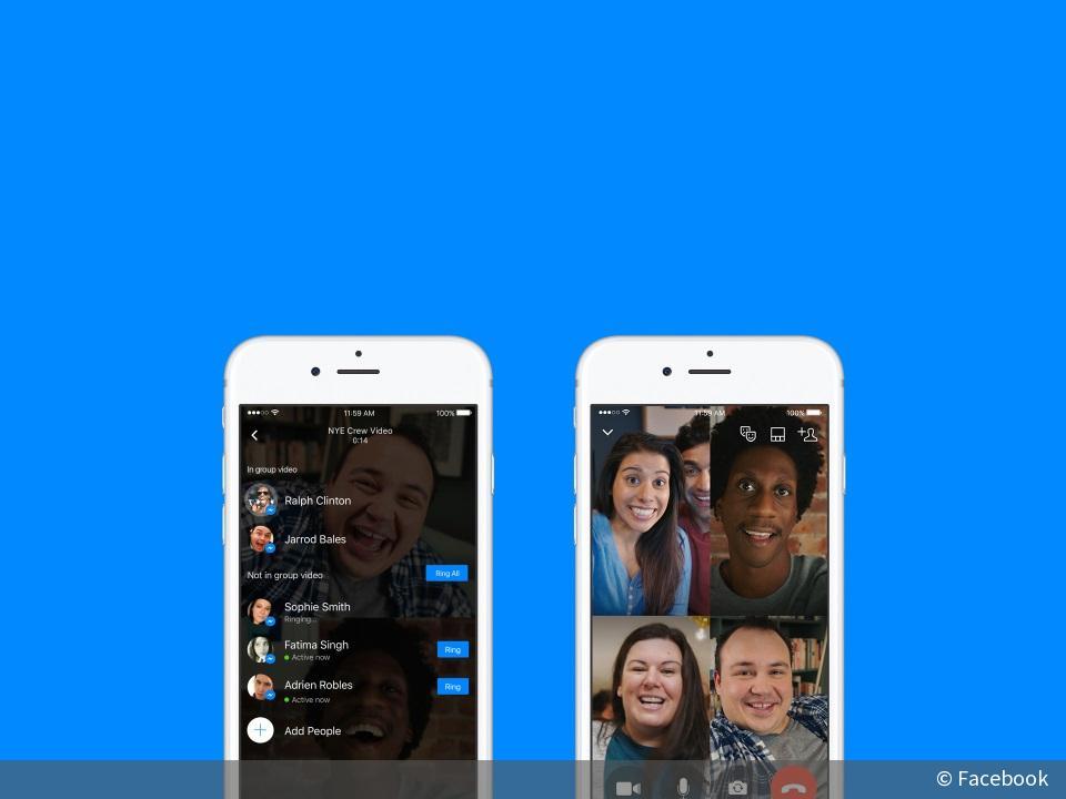 Whatsapp Video Call Gruppe