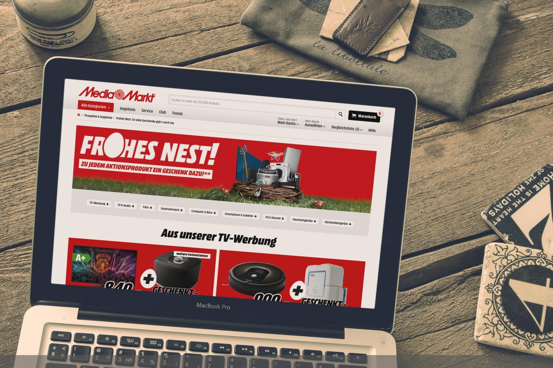 clever kaufen und sparen media markt verteilt geschenk zu ostern. Black Bedroom Furniture Sets. Home Design Ideas