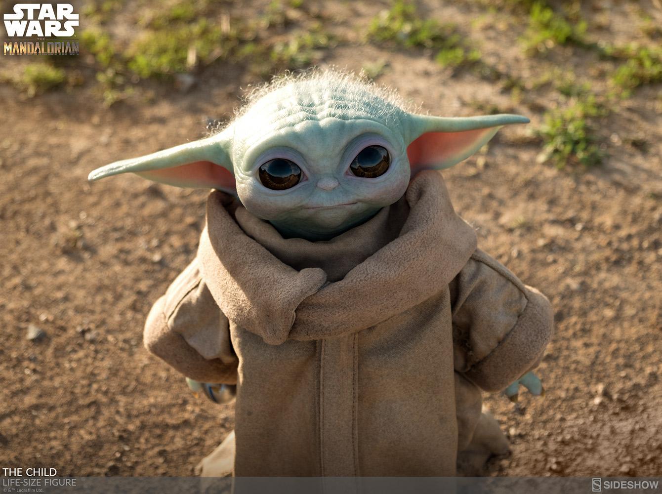 Wer Ist Baby Yoda