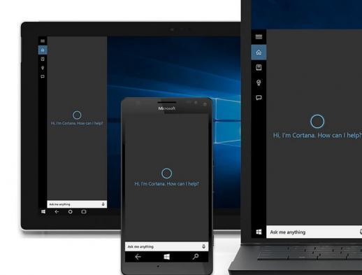 Cortana soll bald auf dem Sperrbildschirm Androids zuhause sein