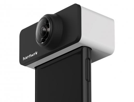 360-Grad-Fotografie für alle: hardwrk stellt den PanoClip vor