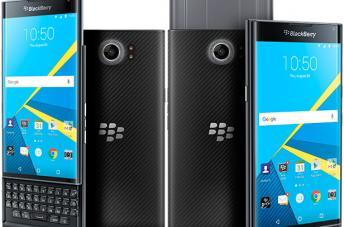 Blackberry verliert seinen letzten großen Markt