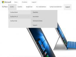 Surface Pro 5 lässt nicht mehr lange auf sich warten