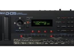 Roland D-05: legendärer 80er-Synth D-50 kommt ins Boutique-Format