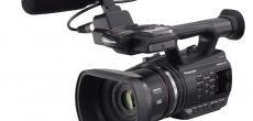 Panasonic AG-AC90 für ambitionierte und Profis