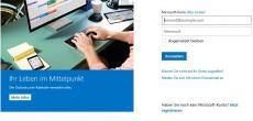 Microsoft Word mit Outlook.com und SkyDrive gratis benutzen