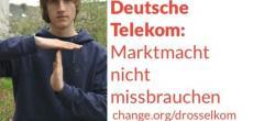Telekom: Mehr als 150.000 Menschen unterschreiben Petition gegen DSL-Drosselung