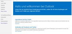 Outlook.com verlässt Beta-Phase mit 400 Millionen Nutzern