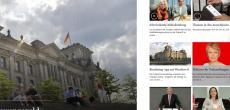 Windows-8-App: Deutscher Bundestag auf dem Desktop