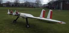 Mit 3D-Drucker erstellte Drohne soll Überwachungsflüge absolvieren