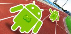 Android: Jelly Bean hängt Gingerbread ab