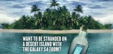 SOS Island: Das Dschungelcamp a la Samsung ruft