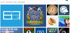 Windows Phone 8: Bing Weater, Bing Sports, Bing News & Bing Finance stehen zum Download bereit