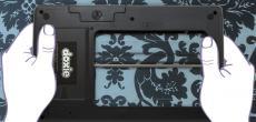 Miniatur-Flachbettscanner mit Akkubetrieb