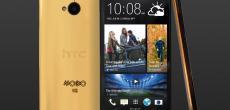HTC One: Goldene Smartphone-Version für über 3.000 Euro