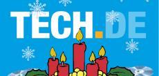 Adventskranz-Gewinnspiel: Jede Woche winken spitzen Preise auf Tech.de