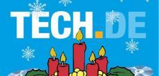 Adventskranz-Gewinnspiel Teil 3: Und wieder spitzen Preise auf Tech.de
