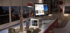 Winziger 3D Printer für 200 US-Dollar