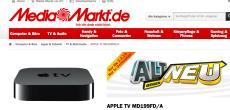 Mediamarkt: Knapp 30 Prozent Rabatt auf Apple TV