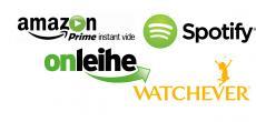 Leihen statt kaufen: Musik, Filme und E-Books günstig auf Tablet und Smartphone nutzen