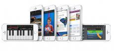 Ab Werk mit an Bord: Die App-Grundausstattung des iPhone 5s