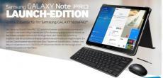 Kauf von Galaxy NotePro 12.2 Launch Edition: Zubehör im Wert von 180 Euro als Gratis-Dreingabe