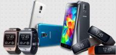 Galaxy S5, Gear 2 und Gear Fit ausprobieren