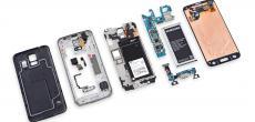 iFixit: Samsung Galaxy S5 lässt sich mäßig gut reparieren