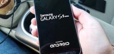 Samsungs Galaxy S5 Active: Video aufgetaucht