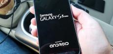 Samsungs Galaxy S5 Active: Video aufgetaucht