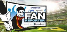 Reist als Fanreporter für SPORT1 oder ran zur Fußball-WM nach Brasilien!