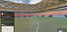 Digitales WM-Ticket: Google Street View verrät Innenansicht der 12 Fußball-Stadien