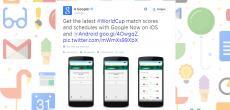 Google stellt Android 5.0 während der Google I/O vor