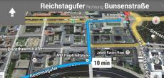 """""""Sie haben Ihr Ziel erreicht"""": Google Maps optimal als KFZ- und Fußgänger-Navi nutzen"""