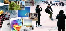 "Samsung Mobile sucht Smartphone-Fotografen als ""Snap Shooter"""
