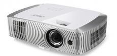 Acer H7550ST: Full HD-Projektor mit DTS Sound und Drahtlosübertragung sowie Kurzdistanz-Technologie