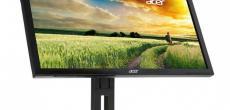 Acer Predator XB270HU und Acer Predator XG270HU: Flotte Gaming-Monitore mit grafischen Raffinessen