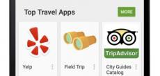Google bringt Werbung in den Play Store