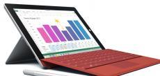 Microsoft stellt Surface 3 mit vollständigem Windows 8.1 vor