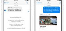 """""""M"""": Facebook Messenger nun mit eigenem Sprachassistenten"""