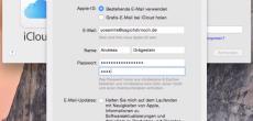 OS X 10.10 Yosemite Video-Tipp: Apple ID E-Mail-Adresse einrichten – so geht's