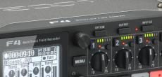 Zoom F4: Auf der Suche nach einem Multitrack Fieldrecorder?