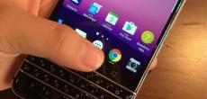 Blackberry plant neues Android-Smartphone mit physischer Tastatur