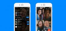 Facebook-Messenger erhalt Gruppen-Video-Chat