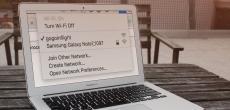 """Dumm & Dümmer: Spaßvogel nennt Wi-Fi-Hot-Spot """"Galaxy Note 7"""""""