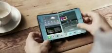 MWC 2017: Samsung will Smartphone mit faltbarem Display präsentieren