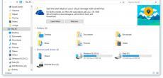 Windows 10 wird zur Werbeschleuder