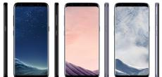 Galaxy S8: Das sind die 3 Gehäusefarben