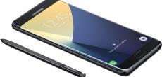 Es ist wieder da: Galaxy Note 7 von Samsung wird bald als generalüberholt angeboten