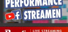 Tutorial: Live Stream für Facebook/Youtube (3/5) - Musik-Performance streamen